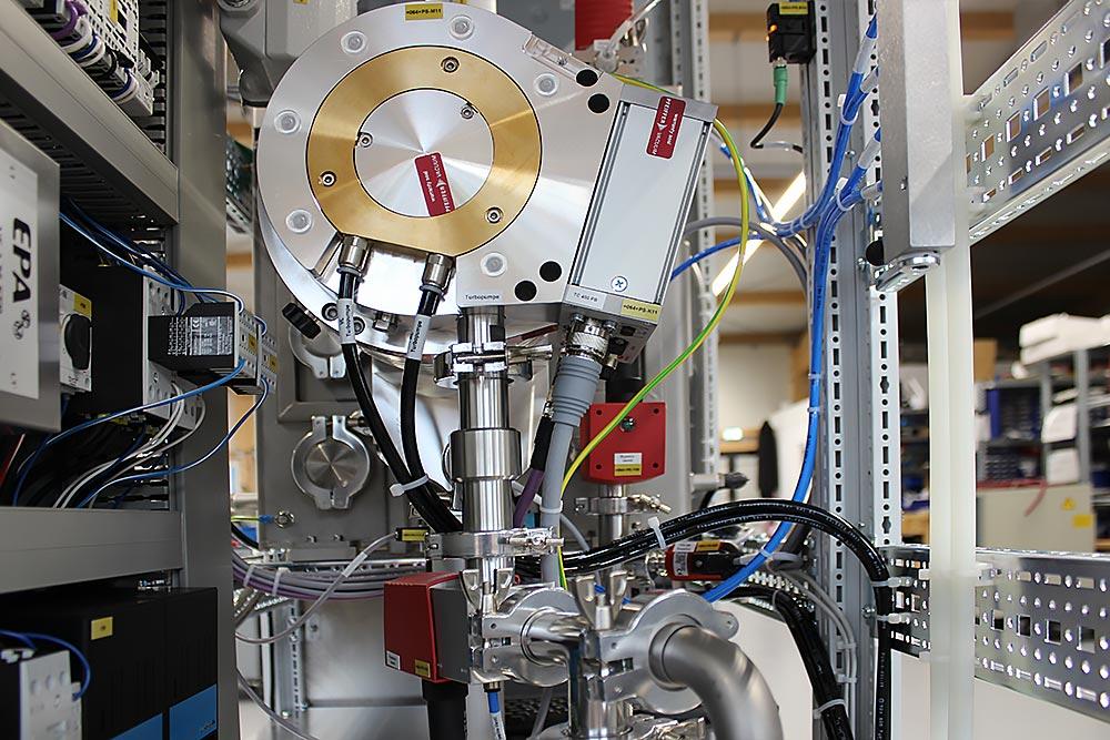 Winter-Vakuumtechnik Service Vakuumsystem Service