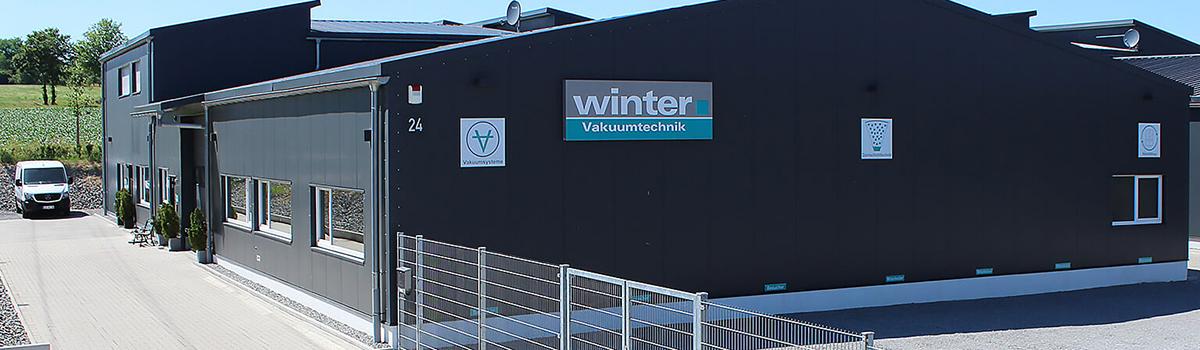 Winter-Vakuumtechnik Firmengebäude