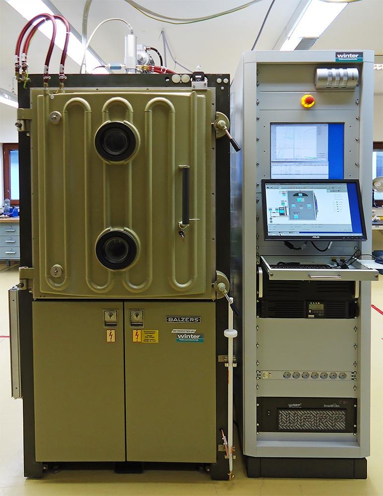 Winter-Vakuumtechnik Produkte Anlagenmodernisierung Retrofit